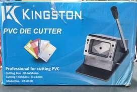 KINGSTON PVC DIE CUTTER WITH DRAGON SHEET