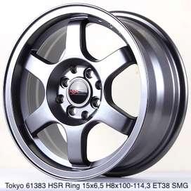 modif TOKYO 61383 HSR R15X65 H8X100-114,3 ET38 SMG
