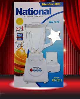 National Blender (what's app or call only)