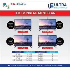 Leds On Monthly Installments