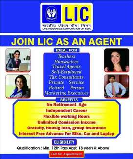 REQUIRES LIFE INSURANCE ADVISORS ..!