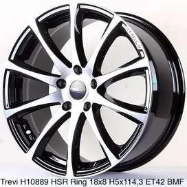 Velg TREVI H10889 HSR R18X8 H5X114,3 ET42 BMF