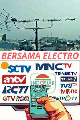 Tukang pasang antena tv pulo gadung