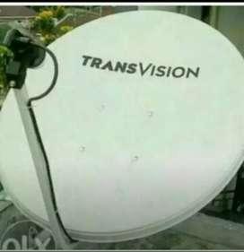 Promo Trânsvision HD area Gianyar Special Diskon Paket 50% Setahun