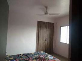 Semi furnished flat KUSUM bihar