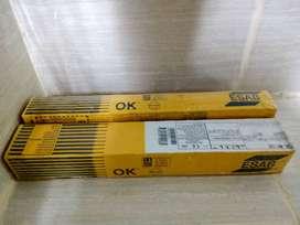 Kawat las/elektroda las ESAB diameter 4mm x 400mm berat 5kg