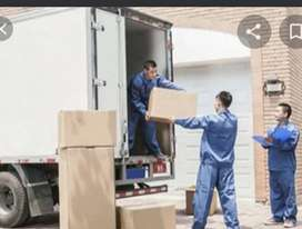 Urgent require helpers for unloading martial in vehicles