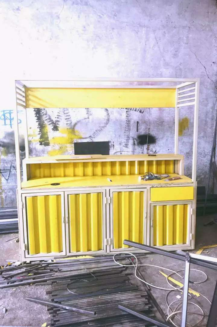 Stand booth jualan/booth dagang/booth usaha/booth container/booth 0