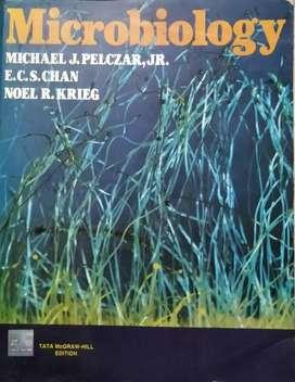 Microbiology by pelczar