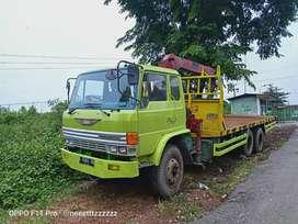 Hino Jumbo Ranger Crane 3 Ton