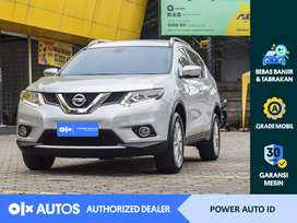 [OLX Autos] Nissan X-Trail 2016 Bensin 2.0 A/T Silver #Power Auto ID