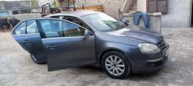 Volkswagen Jetta 1.9 p grey condition good tyre 70%