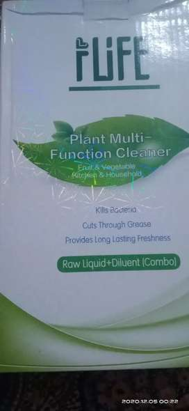 Plant Multi Function Cleaner. Greenleaf pack.