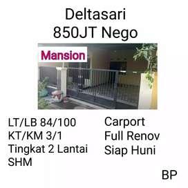 Jual Rumah Deltasari Surabaya