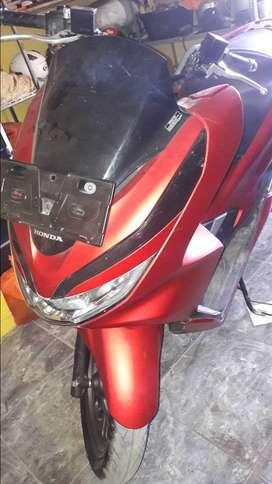 Honda pcx abs pem.2019.bisa kredit