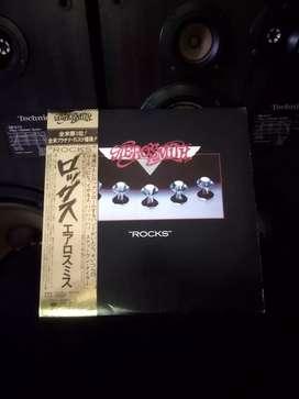 Piringan Hitam / Vinyl / PH. Aerosmith.