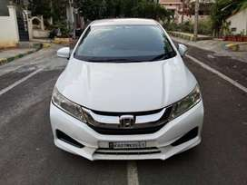 Honda City Edge Edition SV, 2014, Diesel