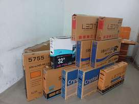 "50"" INCH [SMART LED TV+2 HDMI PORTS+Quad core processor+limited offer)"