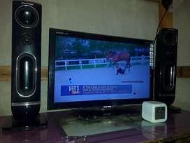 Tv LED polytron cinemax 24 inci