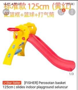 mainan perosotan anak