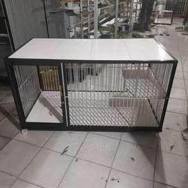 Promo Kandang Kucing Aluminium 125x65x70cm