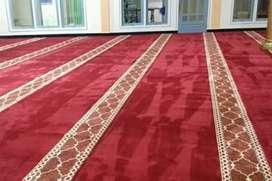 Spesialis karpet masjid lembut pasang Indramayu
