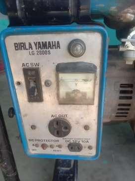 Yamaha Birla 2.5 kilowatt copper bending