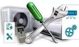 Layanan service AC dan perawatan rutin AC