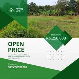 Jual Tanah Pribadi 6000m² Ciledug Cirebon