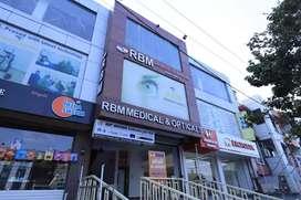Commercial space for rent (Full/Half) in Chuna Bhatti Main Kolar Road