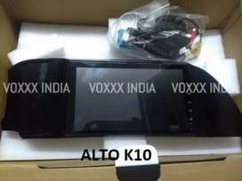 alto k 10 android touch stereo