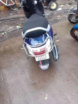 Suzuki access bike