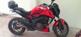 Ducati modification metal body 400cc