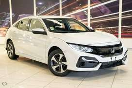 Honda Civic Vti model 2020 now u get on easy monthly installment