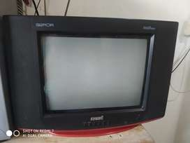 Dijual TV Akari 14 Inch Layar Datar Minus Suara Jembret