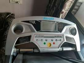 Treadmill for running jogging exercise tip top condition.