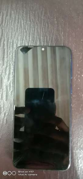 3 32 Samsung m20 mint condition but small broken touch.fully working
