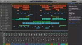 Music DAW software's and plugins for sale