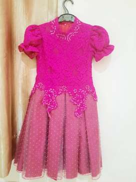 Dress Pesta Anak/ Remaja