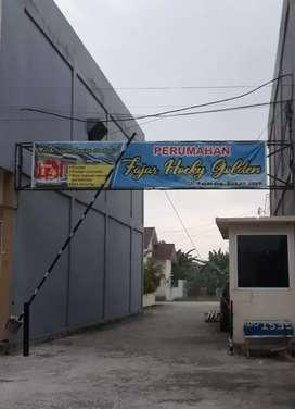 Dikontrakan atau Disewakan dua thn Rumah baru Fajar Hocky Golden no 09