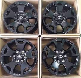 Toyota genuine revo Rocco wheels