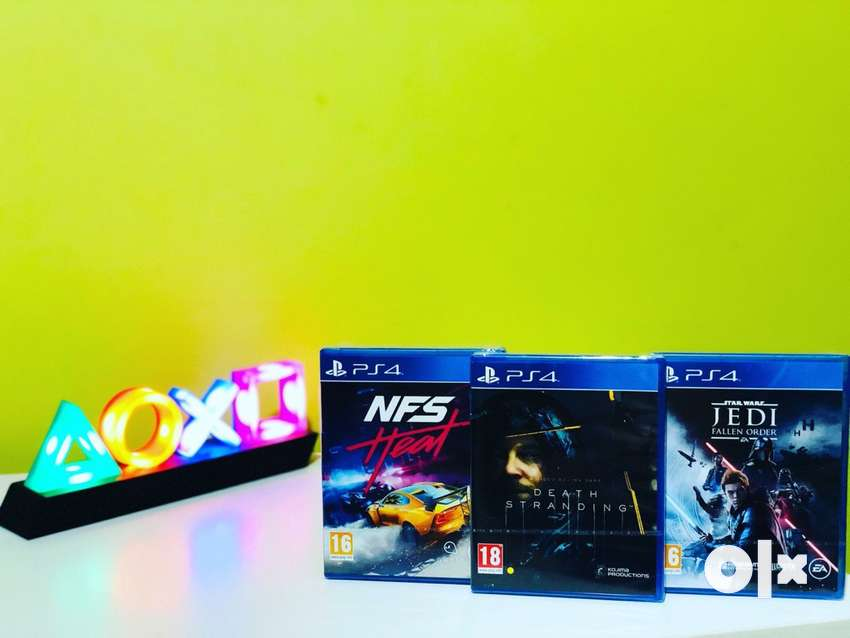 PS4 GAMES AT CHEAPEST PRICE 0