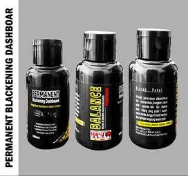PERMANENT BLACK!Menghitamkan Kembali WARNA Hitam pd DASHBOARD yg PUDAR
