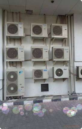 INSTALLING / CLEANING AC+INSTALASI+DUCTING Pasuruan Kota ^ JASA - PEMB