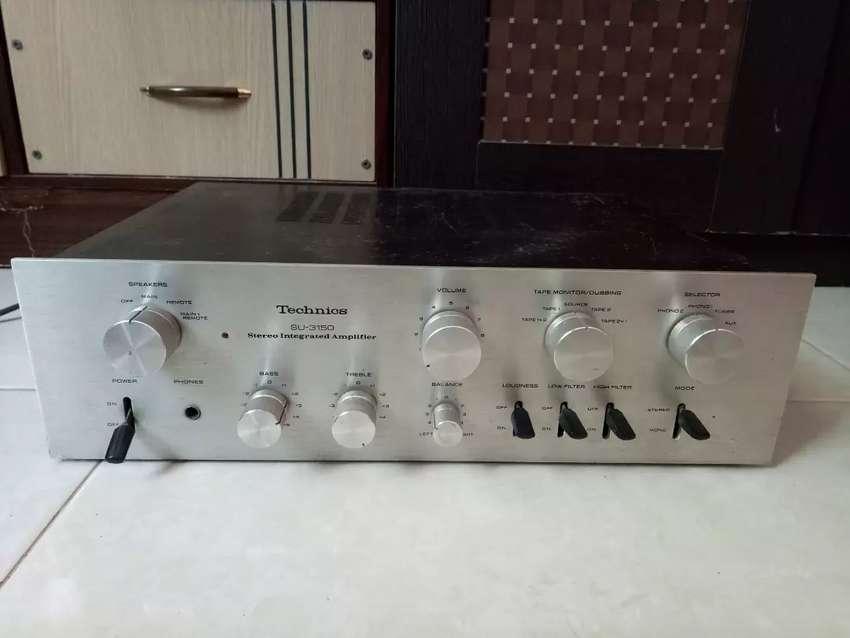 Ampli vintage technics su3150 no sansui marantz sony akai 0