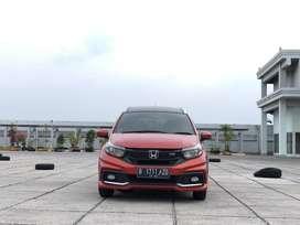 Honda mobilio 2017 RS CVT matic record bisa tt altis accord innova brv