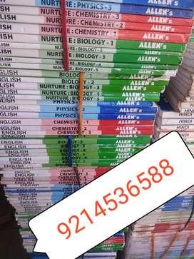 KOTA study material Allen older book's néet IIT