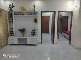 FULLY FURNISHED 2 BHK FLATS,, WITH 90% LOAN AVAILABLE