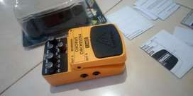 stompbox behringer CO600 - chorus orchestra