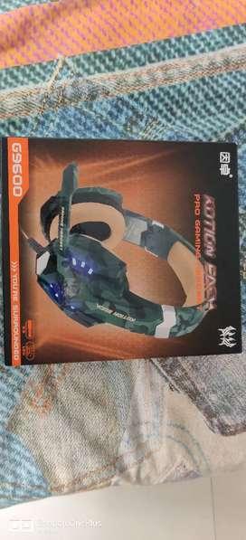 Gaming headphones for 1200